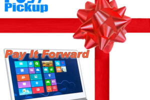 Pay It Forward Laptop Giveaway 2015