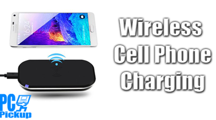 The easy to use Qi wireless cell phone charging system