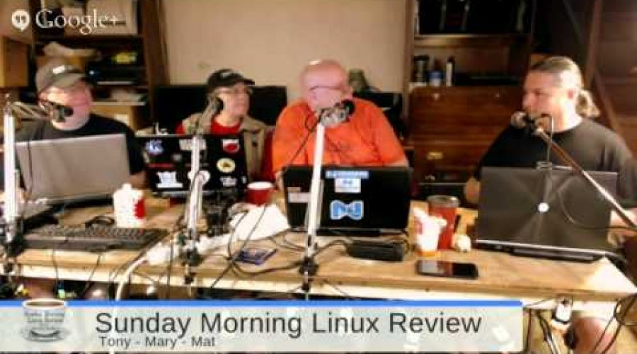 Sunday Morning Linux Review Episode 151