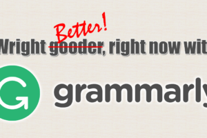 Write Better, Right Now with Grammarly