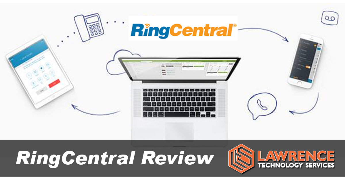 Ring Central Phone Service & System Review