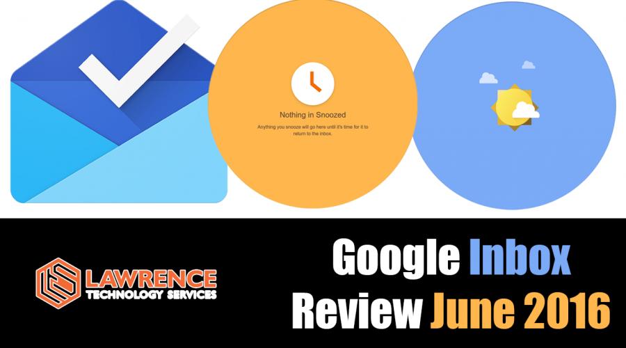 Google Inbox & Smart Reply Review June 2016