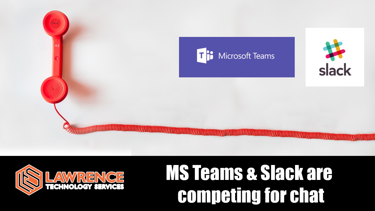Microsoft released Teams to compete with Slack and they won't win