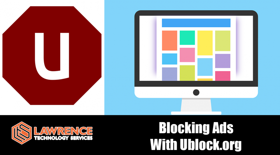 Installing Ublock to block ads and help protect your browser from malware