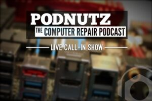 Tom Lawrence was a Guest on Episode 220 of the PodNutz Podcast Discussing IT Security Policies