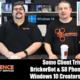 VLOG 4/13/17: Client Trivia, BrickerBot, Samsung Phone Bikini & Windows 10 Creators Update