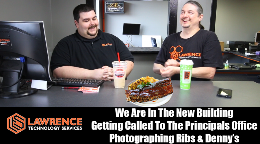 VLOG 4/27/17: In The New Building Getting Called To The Principals Office Photographing Ribs