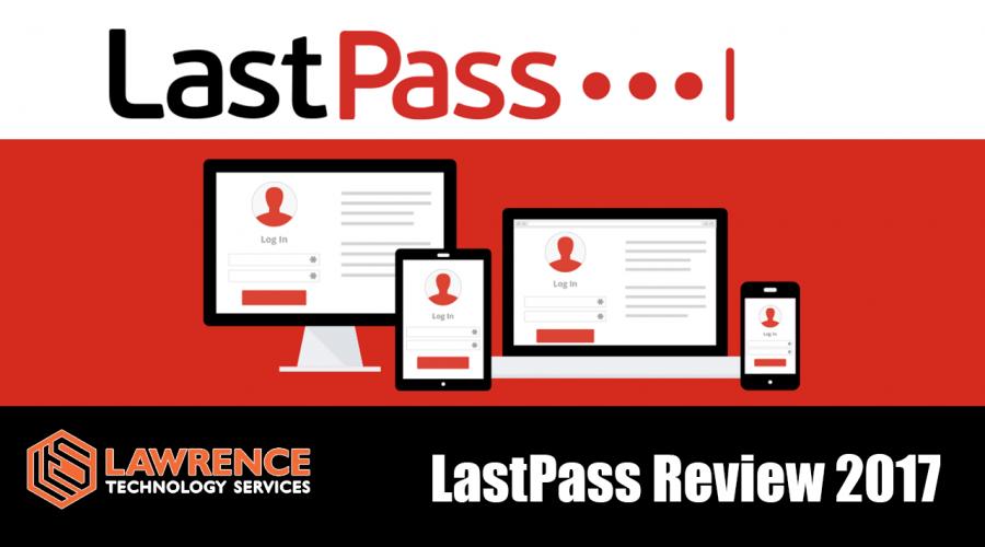 LastPass 2017 Review