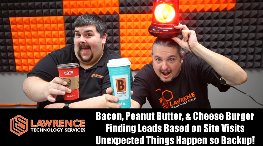 VLOG Thursday 8/17/17:Bacon, Peanut Butter, & Cheese Burger, Finding Leads, Unexpected Things Happen
