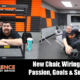 VLOG Thursday, Aug 3 201: New Chair, Wiring Jobs, Passion, Goals & Success
