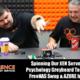 VLOG 8/31/17: Spinning Our XEN Server, Psychology Greybeard Techs FreeNAS Swag & AZURE Interview