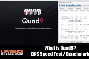 Quad9 9.9.9.9 VS Google 8.8.8.8 Benchmark Testing & Keeping Your Computer safer with Quad9 DNS