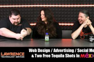 VLOG Thursday Episode 59: Web Design/ Advertising/ Social Media & Two Free Tequila Shots In Mexico
