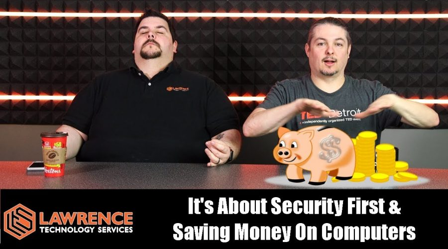 VLOG Thursday Episode 56: It's About Security First & Saving Money On Computers