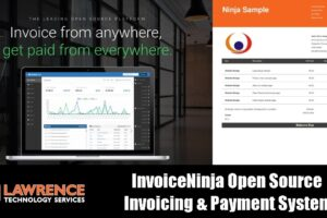 InvoiceNinja Open Source Invoicing, Payment & CRM  Review and Tutorial