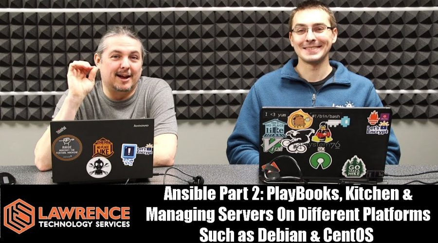 Ansible Tutorial Part 2: PlayBooks & Managing Servers On Different Platforms  Debian & CentOS