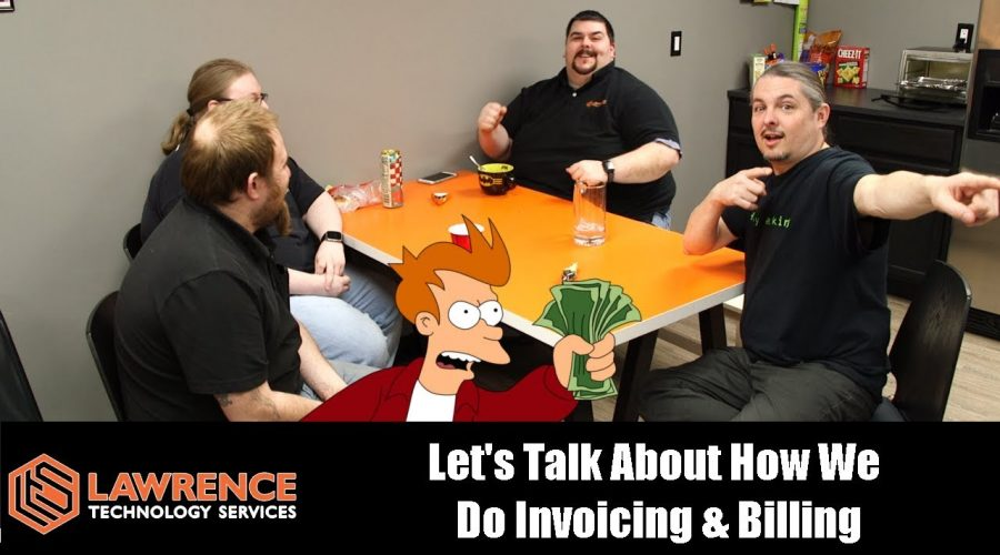 Let's Talk About How We Do Invoicing & Billing