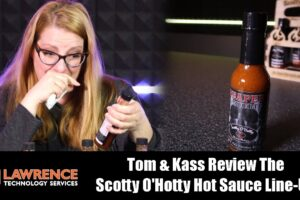 Tom & Kass Review The Scotty O'Hotty Hot Sauce Line-Up