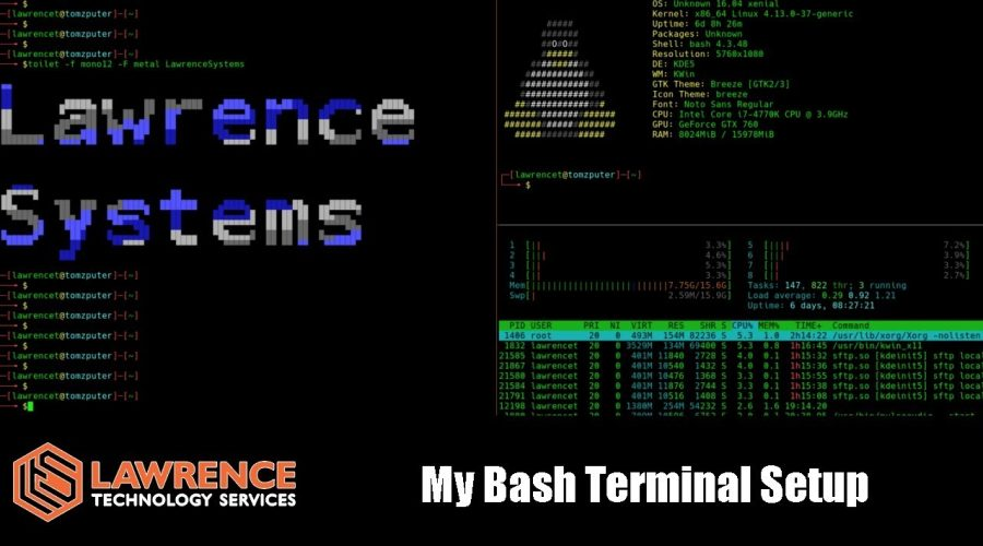 My Customized Bash Terminal Shell Setup