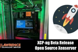 The First XCP-ng Open Source Xenserver Has Been Released and the testing has started!