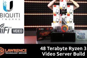 48 Terabyte Ryzen 3 Ubiquiti / Unifi Video Server Build