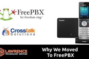We Moved From RingCentral to Vitelity / FreePBX and Some Details About our Setup