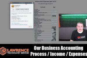 Our Business Structure (S-Corp) & Accounting  Process / Income / Expenses
