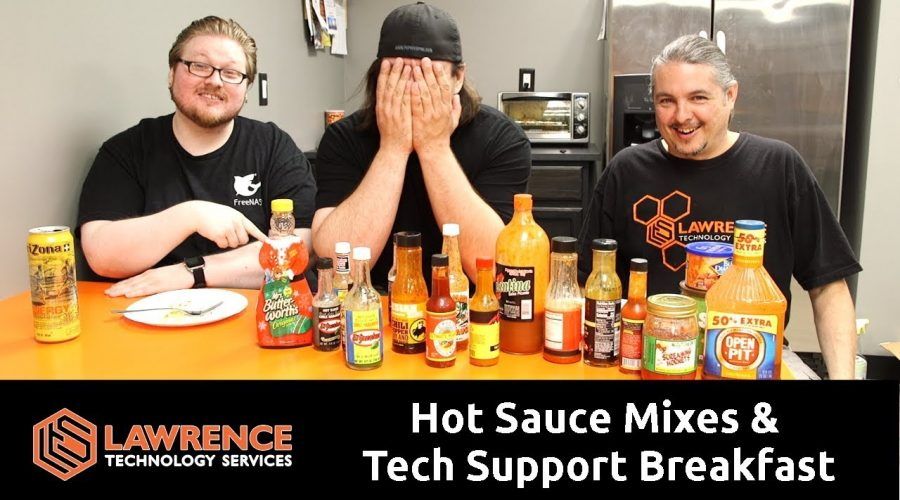 Our Hot Sauce Mixes, Tech Support, and Mechanically Separated Chicken Cylinders For Breakfast