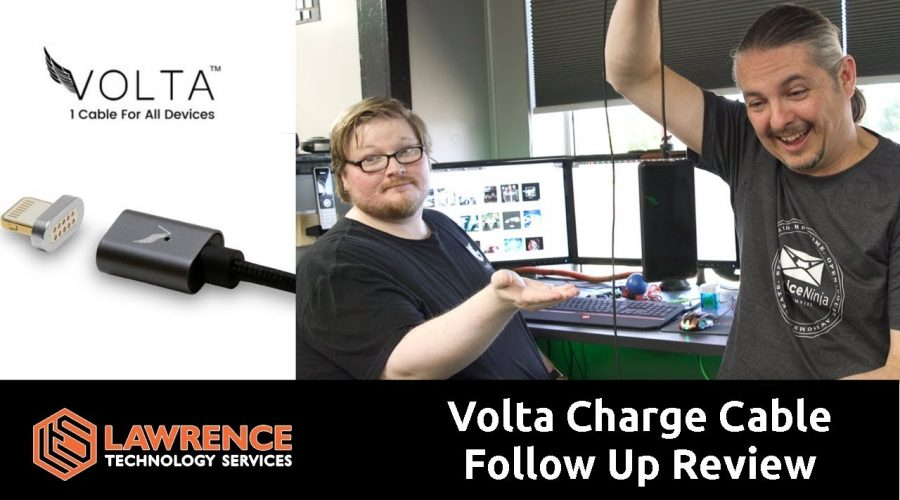 Volta Charge Cable Follow Up Review