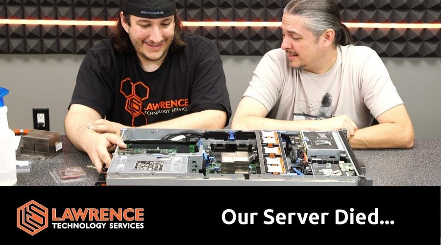 Our Server Died….. But We Learned Things :)