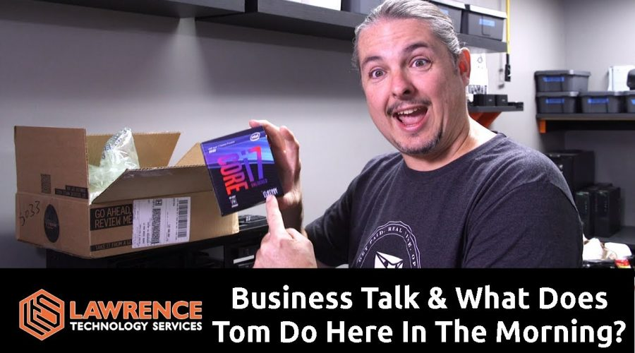 Business Talk: Planning, Process Management & What Does Tom Do Here In The Morning?  July 2018