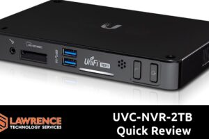 Quick Review of the UBNT UniFi UVC‑NVR‑2TB UniFi Video Recoder
