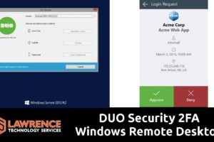 What is DUO Security 2FA and How it Works With Windows Remote Desktop