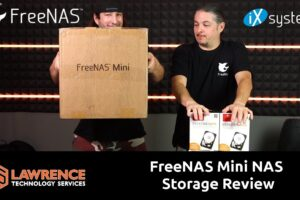 """The IX Systems """"FreeNAS Mini"""" Network Attached Storage Server Hardware Review"""