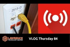 VLOG Thursday Episode 84 Don't Put your (D)ata in The (V)oice port or it could cost you