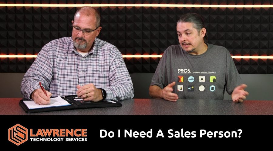 Do I Need To Hire A Sales Person?