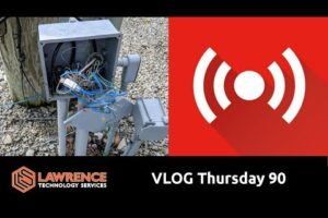 VLOG Thursday Episode 90 Playing With WiFI & Bloomberg