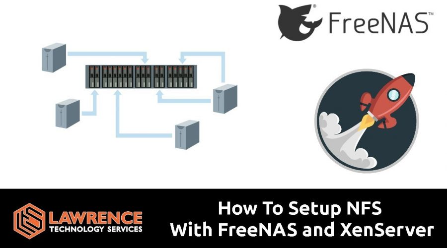 How To Setup NFS With FreeNAS and XenServer