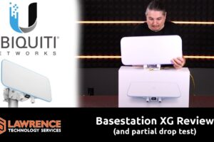 Ubiquiti Unifi BaseStation XG WiFi Access Point Review with 10gbe connection!