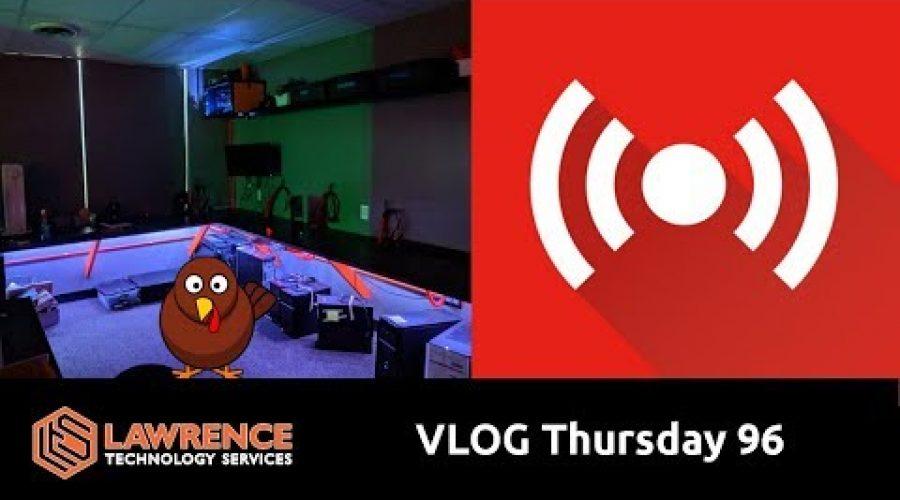 VLOG Thursday Episode 96 Thanksgiving Morning