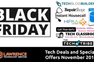 Black Friday Tech Deals and Special Offers November 2018