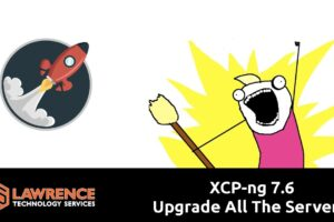 XCP-ng 7.6 is available and lets talk about upgrade options.