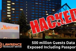 Marriott / Starwood Hotel Data Breach Compromises Almost 500 Million Users