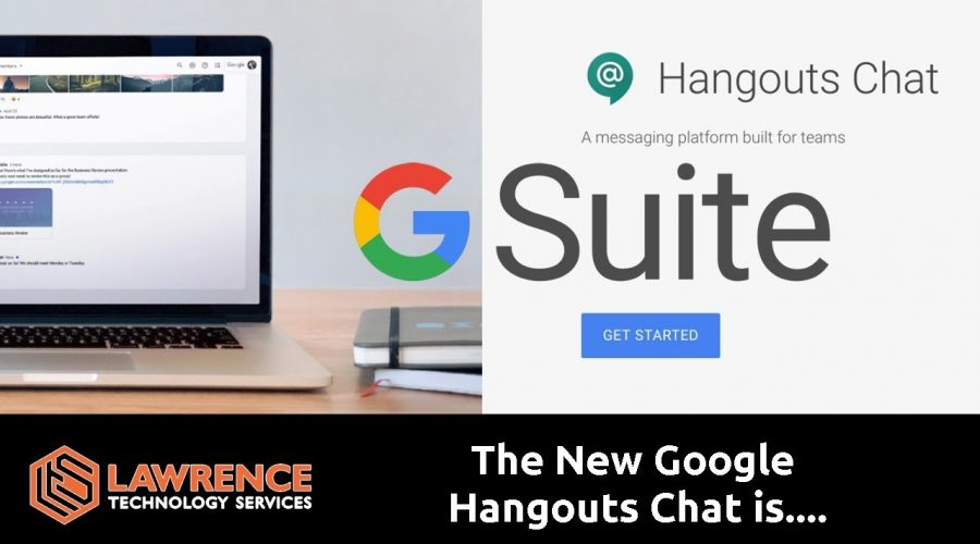 Google's Gsuite Slack competitor Hangouts Chat Is interesting…