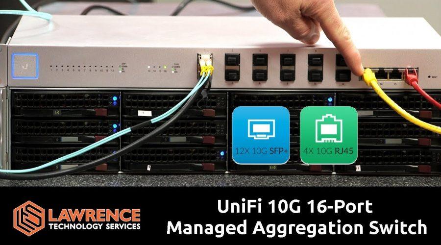 Ubiquiti Networks US-16-XG 10G 16-Port Managed Switch Review
