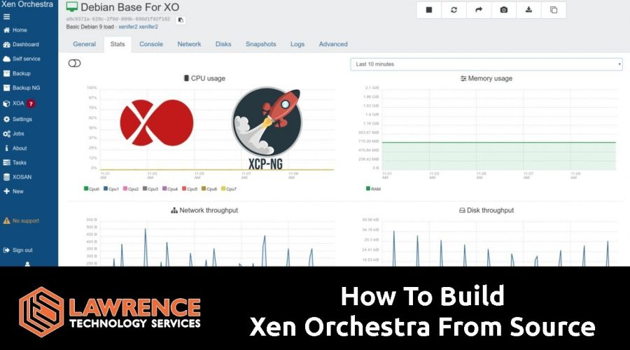 How To Build Xen Orchestra From Source