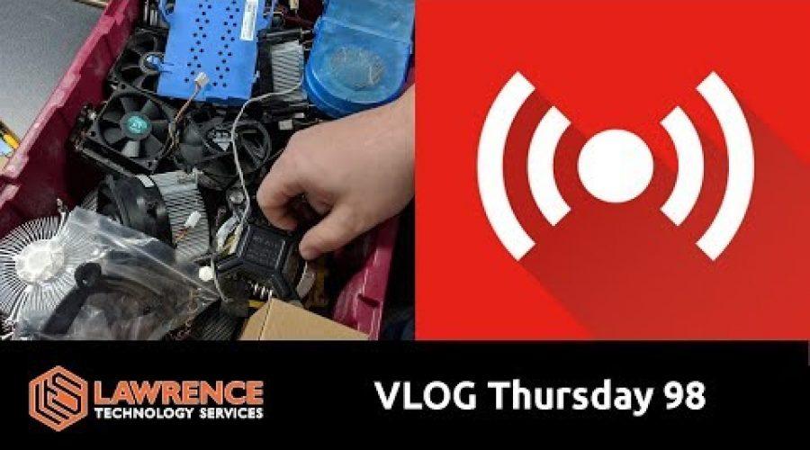 VLOG Thursday Episode 98 Oh Crap, it's Thursday!!