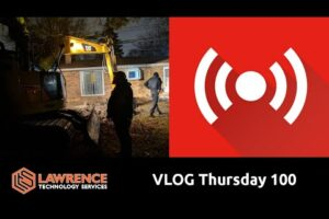 Vlog Thursday 100 Open Source And What Does Tom Do?