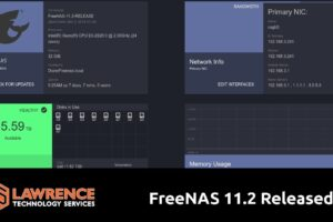We Are Using FreeNAS 11.2-RELEASE in Production & Here Are Some Of The New Features