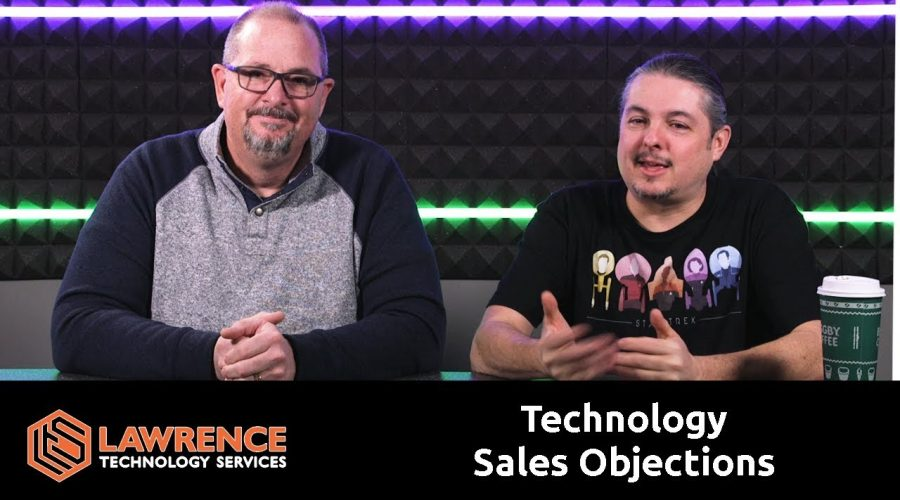 Let's Talk About Technology Sales Objections